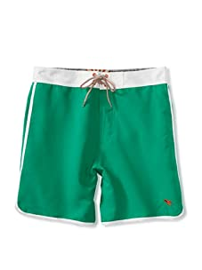Ted Baker Men's Mid Length Short (Green)