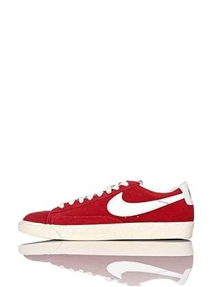 Nike Zapatillas Blazer Vintage (Rojo / Blanco)