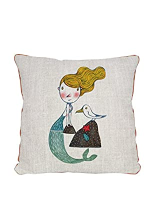 Surdic Kissen Mermaid