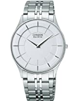 Citizen Eco-Drive Analog White Dial Men's Watch AR3010-65A