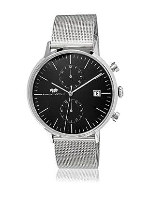 Rhodenwald & Söhne Uhr mit Japanischem Quarzuhrwerk 10010006 schwarz 42  mm