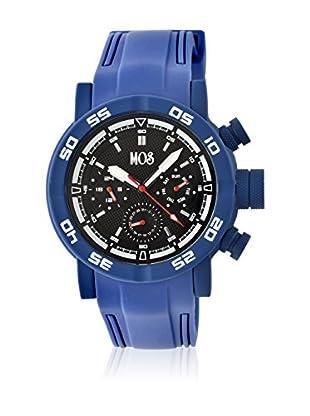 Mos Reloj con movimiento cuarzo japonés Mosmb102 Azul 48  mm