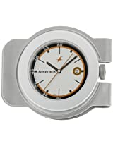 Fastrack Analog White Dial Men's Watch - 3038AM01