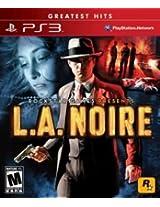 L.A. Noire - Rockstar Games 2009 (PS3)