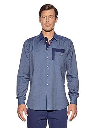 Daggs Camisa Look (Azul Océano)
