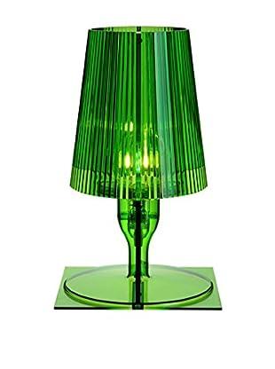 Kartell Tischlampe Take grün