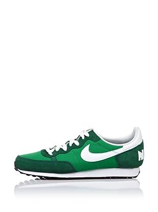 Nike Zapatillas Detente Challenger (Verde / Blanco)