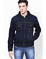 Blue Denim Jacket Wrangler