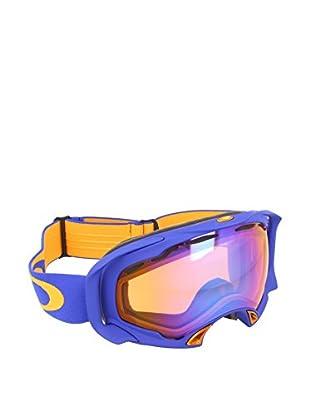 OAKLEY Skibrille Splice blau