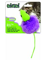 OurPets Shock Top Mouse Cat Toy