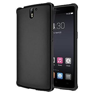 Diztronic Ultra TPU Case for OnePlus One - Full Matte Black