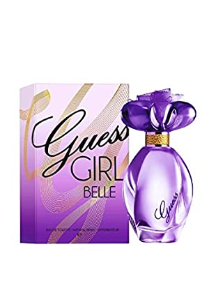 Guess Eau de Toilette Damen Girl Belle 100 ml, Preis/100 ml: 34.95 EUR