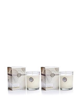 The Soi Co. Set of 2 13.5-Oz Eggnog Luxe Box Candles