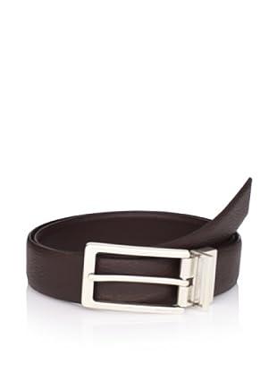 Michael Kors Men's Reversible Belt (Chocolate)