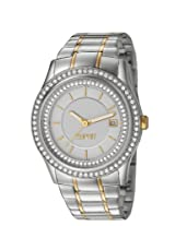 Esprit Analog Silver Dial Women's Watch - ES106132008