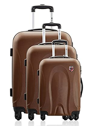 Geographical Norway Set Sanremo (Chocolate)