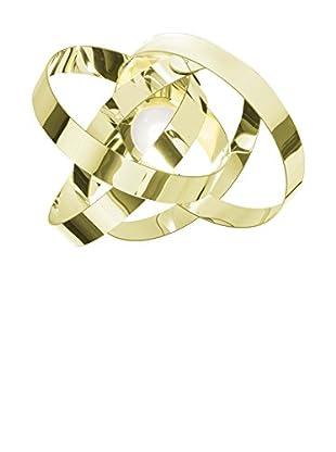 Emporium Deckenstrahler Nuvola goldfarben