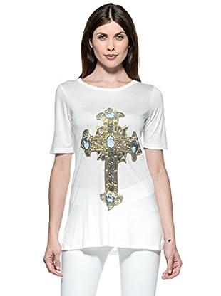 Annarita N Camiseta Corta (Blanco)