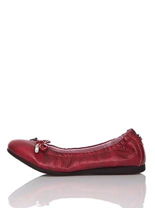 Billowy Bailarinas Lazo (Rojo)