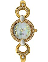 Titan Raga Analog Mother of Pearl Dial Women's Watch - NC9747YM03