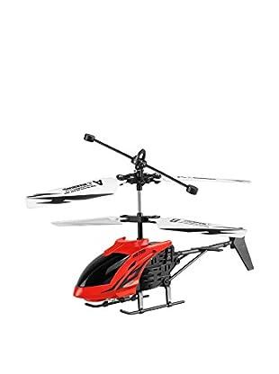 Helicóptero Radiocontrol Rojo