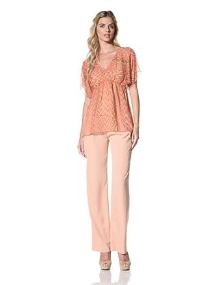 Susana Monaco Women's Jaiden Shirt (Watermelon Slice)