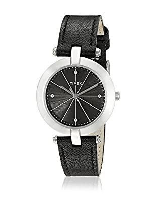 TIMEX Reloj de cuarzo Woman Greenwich Negro 32 mm