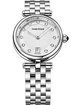 Louis Erard Analog Silver Dial Women Watch - 11810AA11.BDCB7