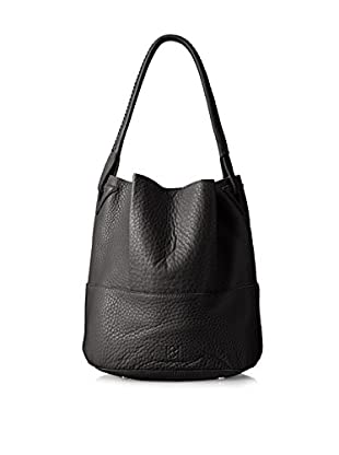 Christopher Kon Women's Kamille Bucket Bag, Black, One Size