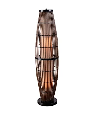 Design Craft Lighting Biscayne Outdoor Floor Lamp