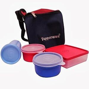 Tupperware 187 Lunch Set