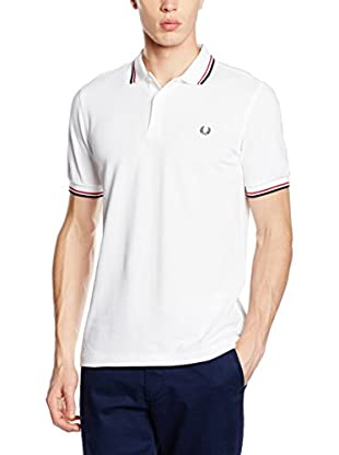 FRED PERRY Polo Blanco M