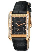 Esprit Analog Black Dial Women's Watch - ES102362001