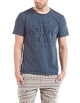 Shuffle Men's Cotton T-Shirt