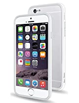 Bear Motion Premium Bumper Ring for iPhone 6 with 4.7 inch Screen - White