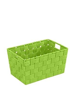 Wenko Aufbewahrungskorb 2er Set grün