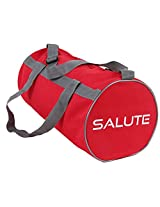 Polestar Salute Polyester 16 Ltrs Red Gym Bag