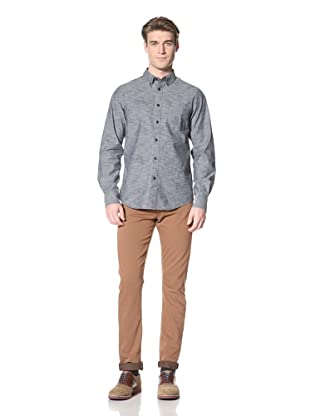 Ben Sherman Men's Clerkenwell Shirt (Marine Dust)