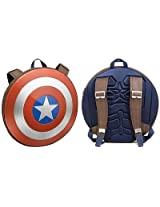 Marvel Avengers: Age of Ultron Captain America Shield Backpack- New with Tags