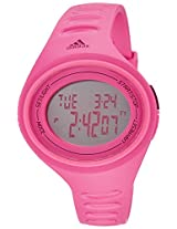 Adidas Adizero Ba Digital Grey Dial Unisex Watch - ADP6130