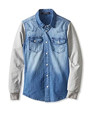 Silvian Heach Kid's Denim Shirt