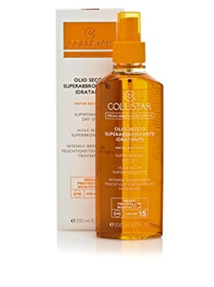 COLLISTAR Aceite Seco Supertanning 200 ml