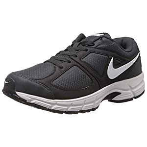 Classic White & Black Mesh Style Running Sports Shoes - Nike Profusion II Edition - UK Size 12 by Nike