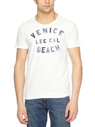 Lee Camiseta Barbour (Crudo)