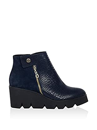 Joana & Paola Ankle Boot Jp-Gn-509Gr