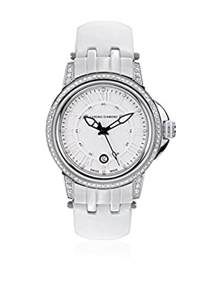 Chrono Diamond Reloj con movimiento cuarzo suizo Woman Dionne Blanco 43.0 mm
