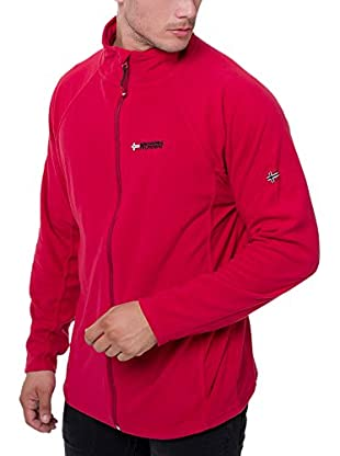GEOGRAPHICAL NORWAY Fleecejacke Tortionfz