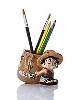 ZA Office New Vintage Style Resin Pen & Pencil Holder Desk Organizer