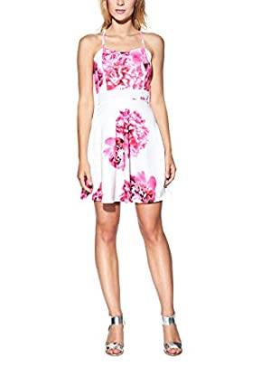 Candy Kleid With Floral Print And Braided Back
