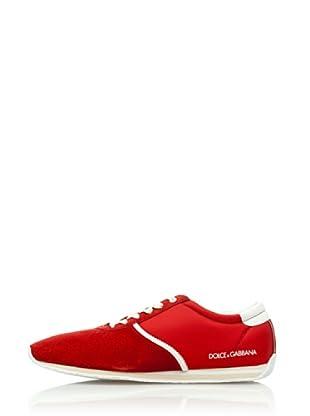 Dolce&Gabbana Zapatillas Deportivas Chianciano (Rojo)